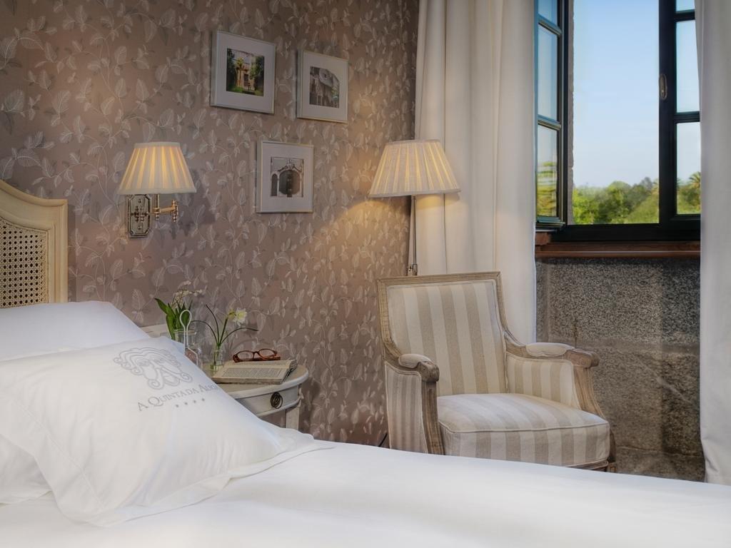 Hotel Spa Relais & Chateaux A Quinta Da Auga Image 9