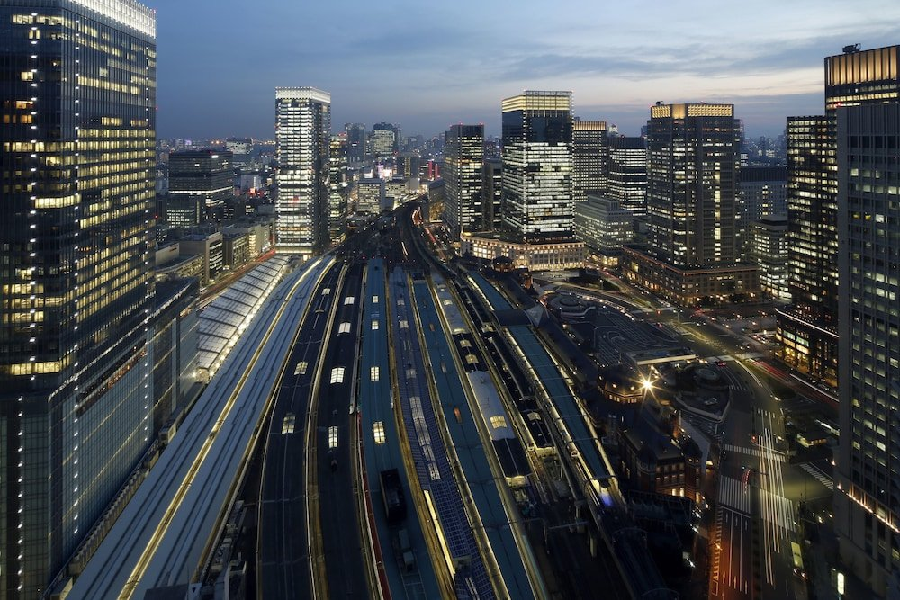 The Tokyo Station Hotel Image 44