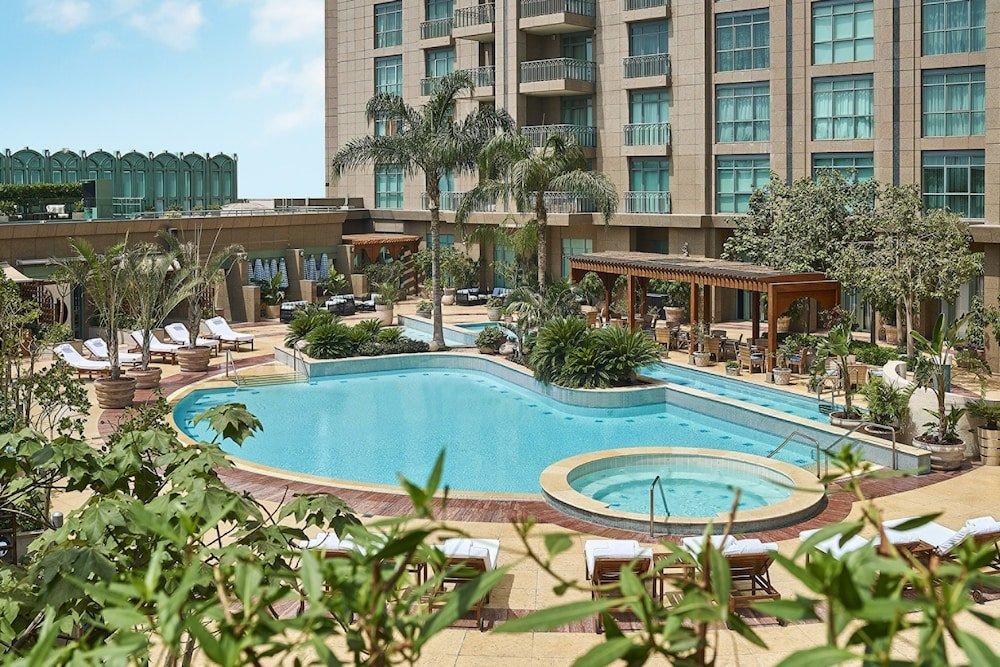 Four Seasons Hotel Cairo At Nile Plaza Image 23