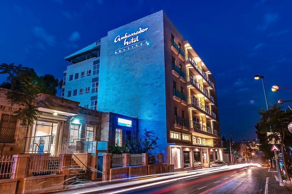 Ambassador Boutique Hotel, Jerusalem Image 6