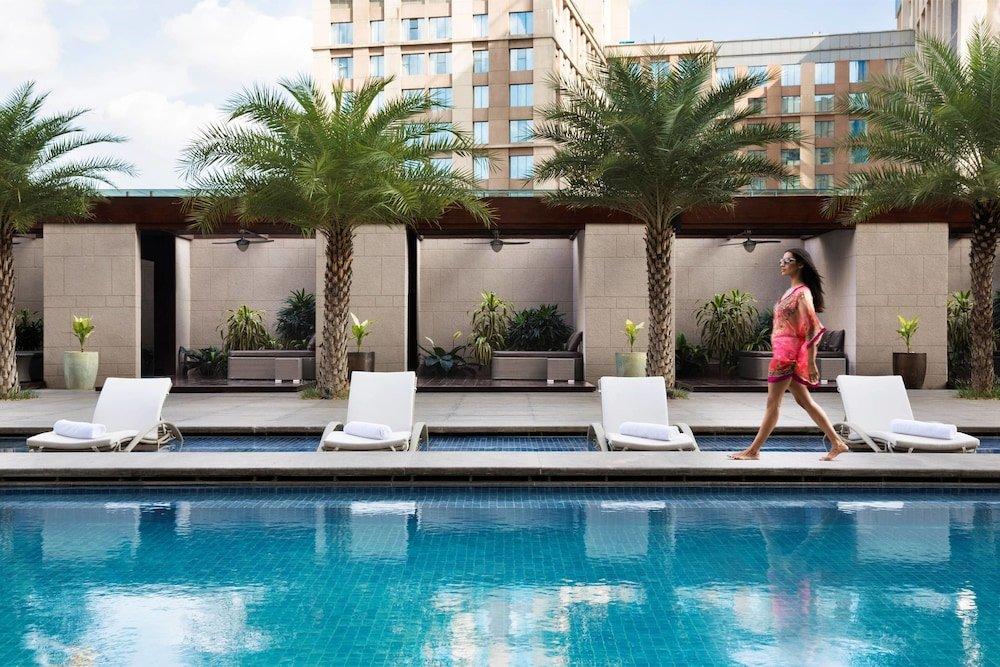 Jw Marriott Hotel Bangalore Image 2
