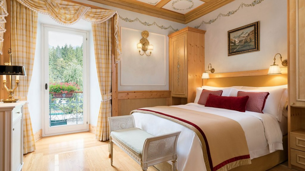 Cristallo Hotel, A Luxury Collection Resort & Spa, Cortina D'ampezzo Image 0