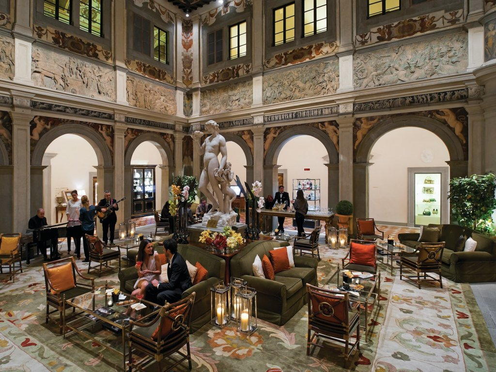 Four Seasons Hotel Firenze Image 24