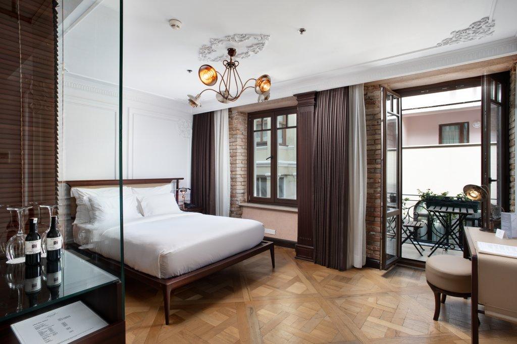 Georges Hotel Galata, Istanbul Image 4