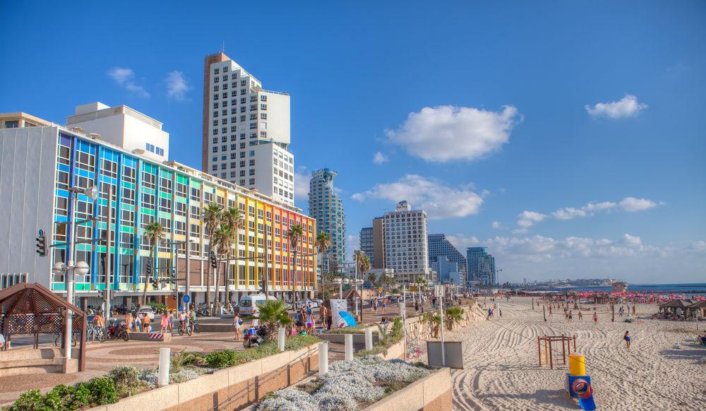 Dream Beach  Tel Aviv Image 3