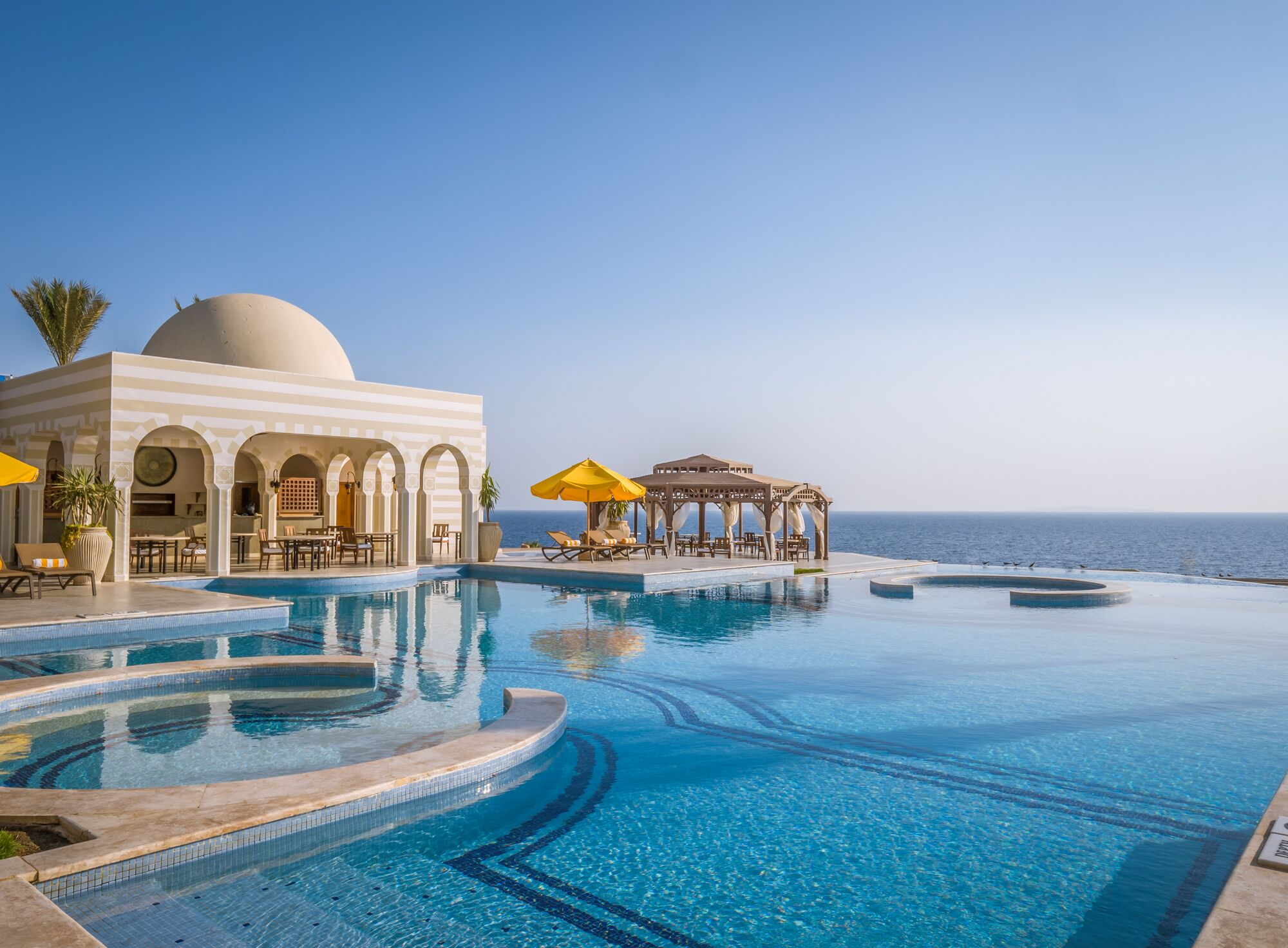 The Oberoi Beach Resort, Sahl Hasheesh, Hurghada Image 0