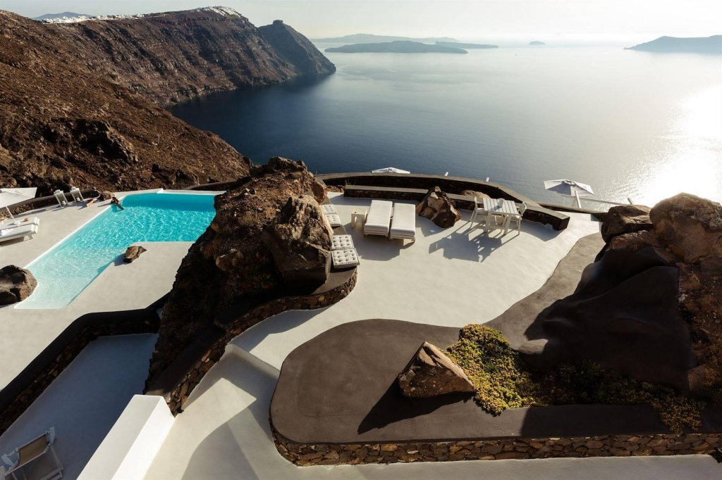 Aenaon Villas, Kamari, Santorini Image 22