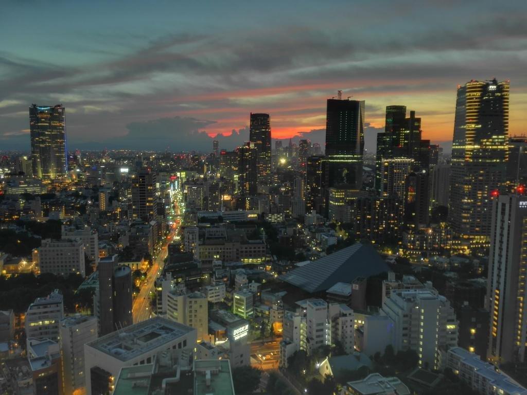 Grand Hyatt Tokyo Image 13