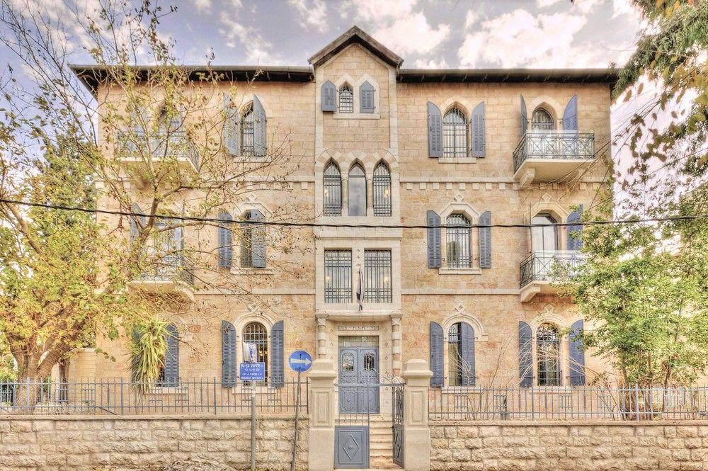 Villa Ba'moshava Boutique Hotel, Jerusalem Image 0