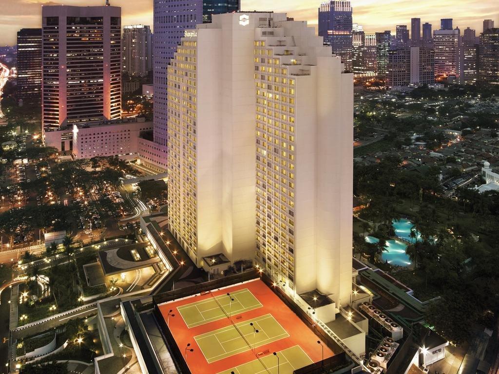 Shangri-la Hotel - Jakarta Image 10