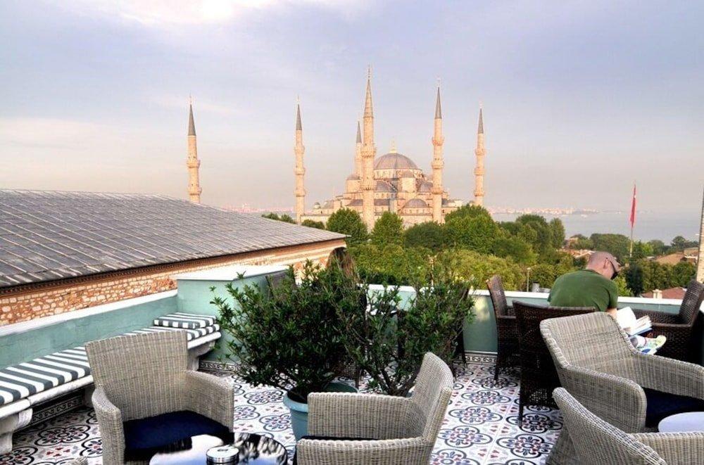 Hotel Ibrahim Pasha, Istanbul Image 33