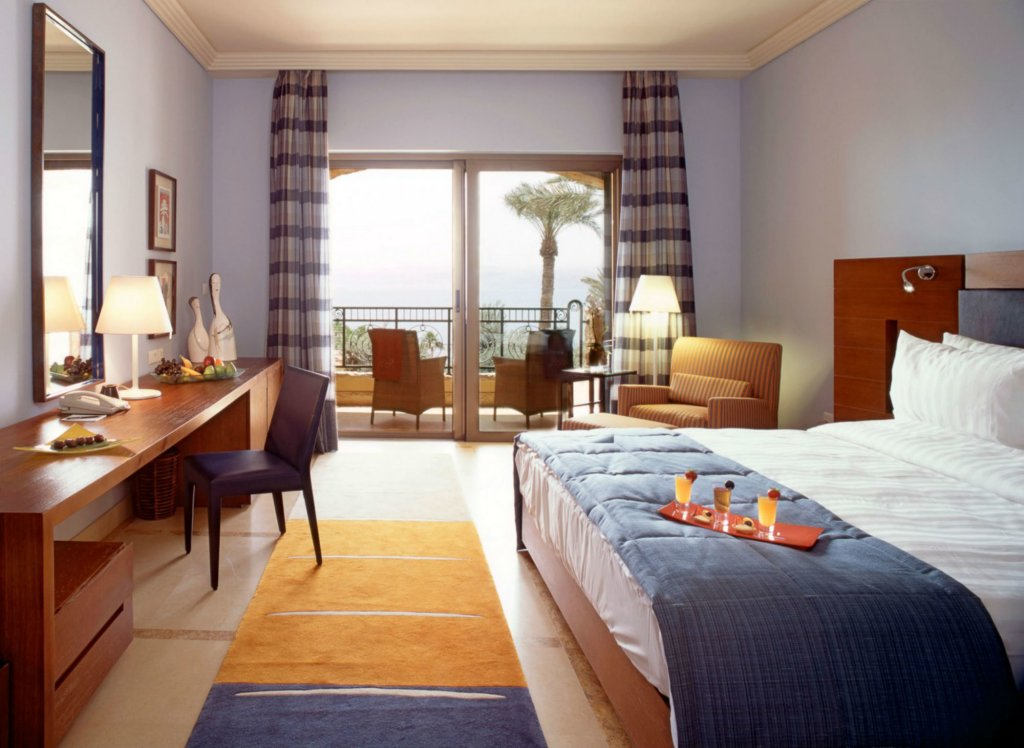 Kempinski Hotel Ishtar Dead Sea, Madaba Image 1