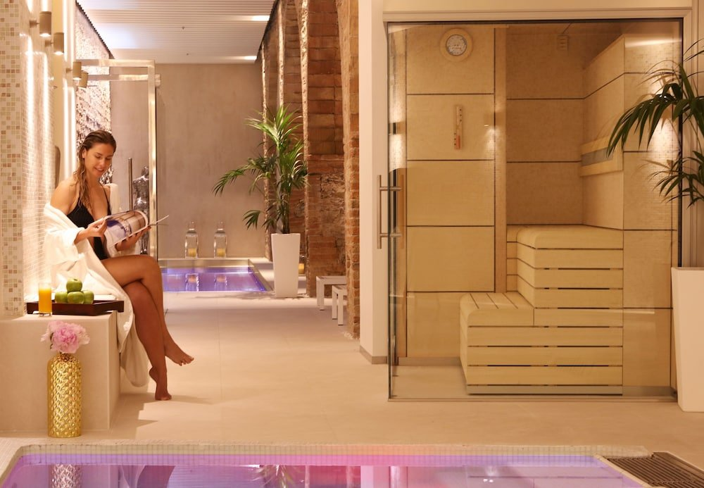 Abac Restaurant Hotel Barcelona Gl Monumento Image 32
