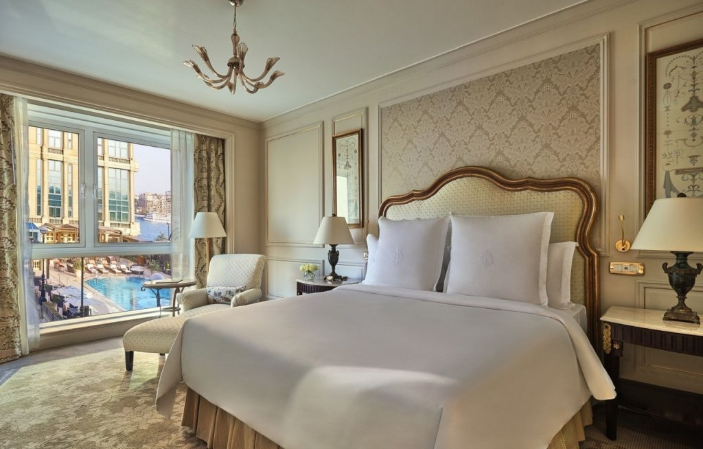 Four Seasons Hotel Cairo At First Residence Image 36
