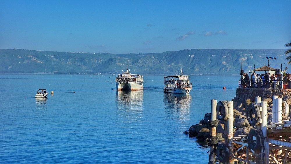Panorama Hotel, Tiberias Image 14