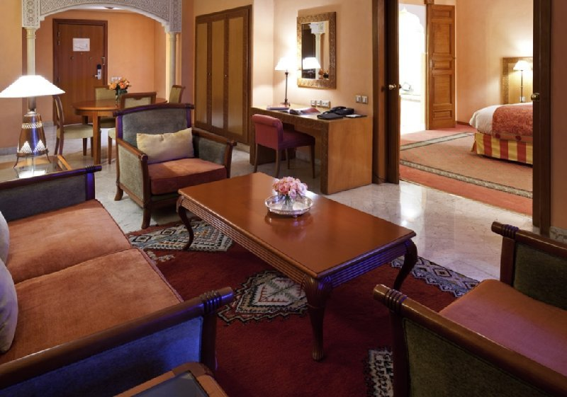 Sofitel Marrakech Lounge And Spa Image 44