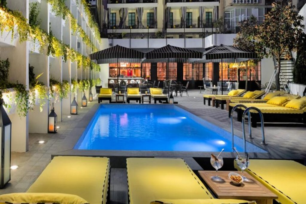 H10 Catalunya Plaza-boutique Hotel, Barcelona Image 2