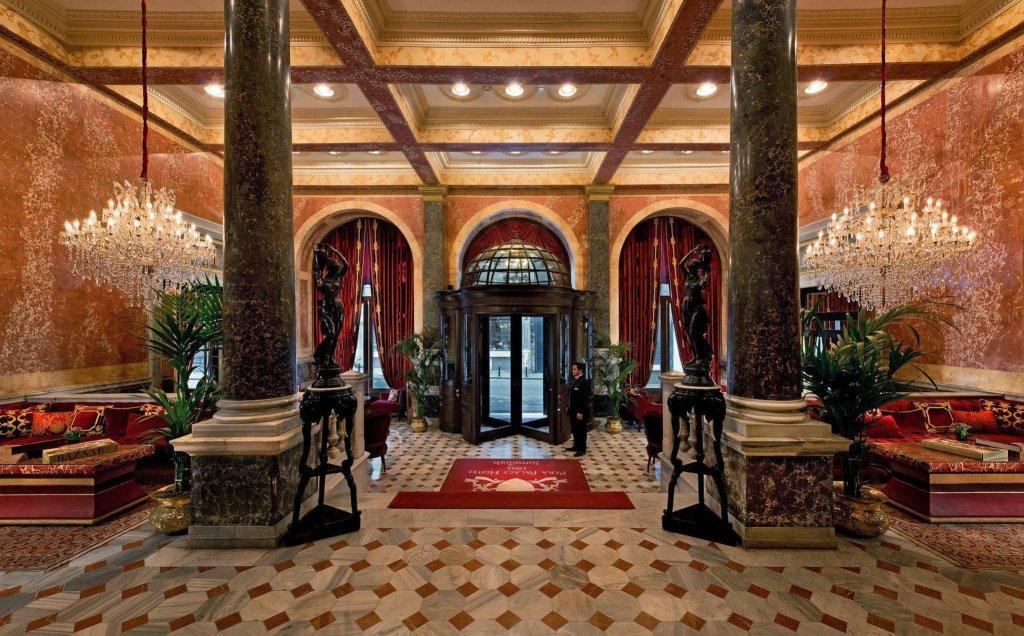 Pera Palace Hotel, Istanbul Image 26