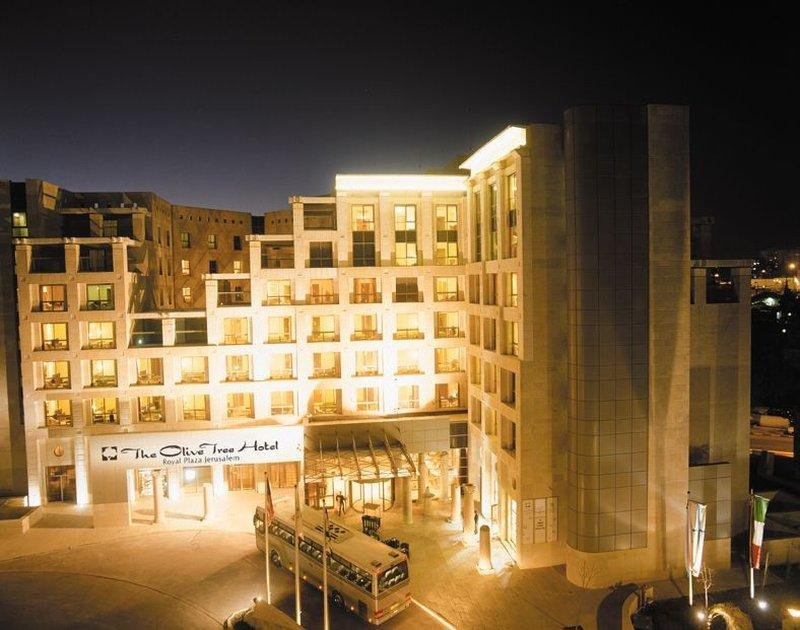 Olive Tree Hotel Jerusalem Image 34