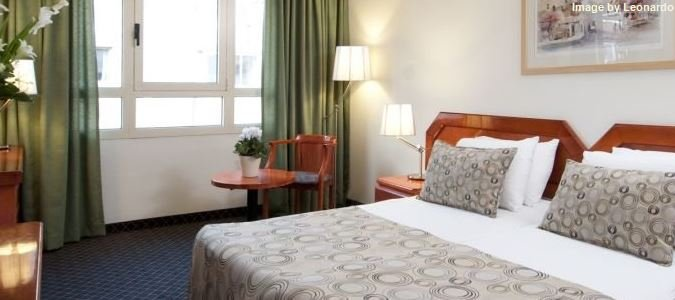 Montefiore Hotel By Smart Hotels, Jerusalem Image 35