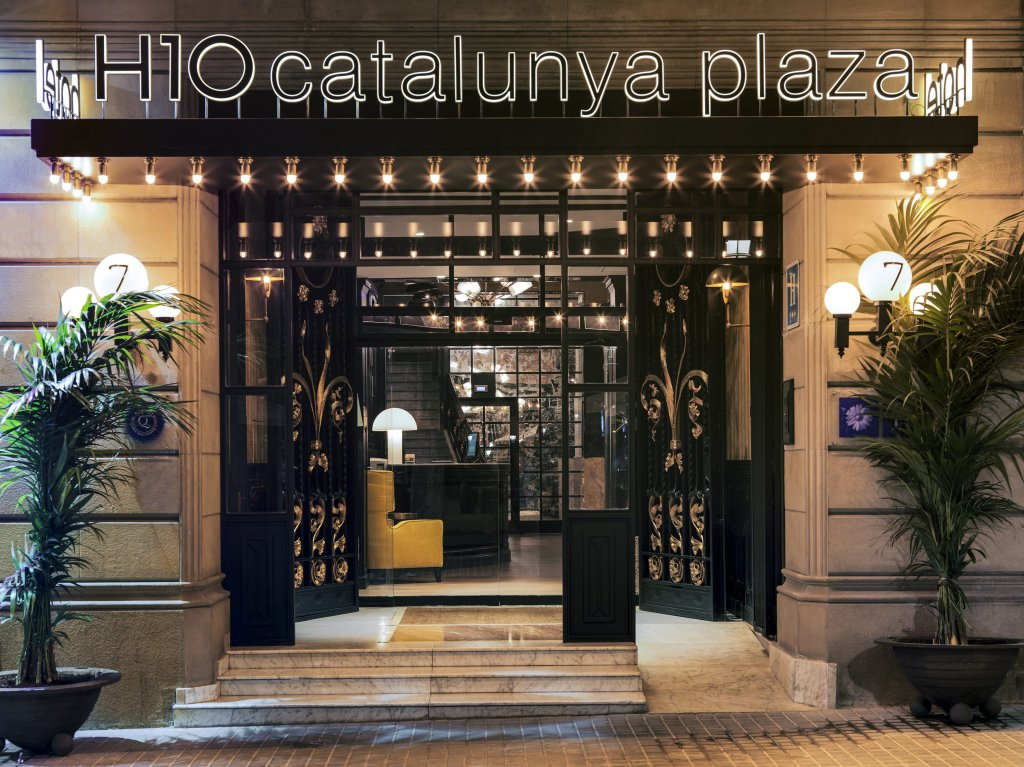H10 Catalunya Plaza-boutique Hotel, Barcelona Image 3