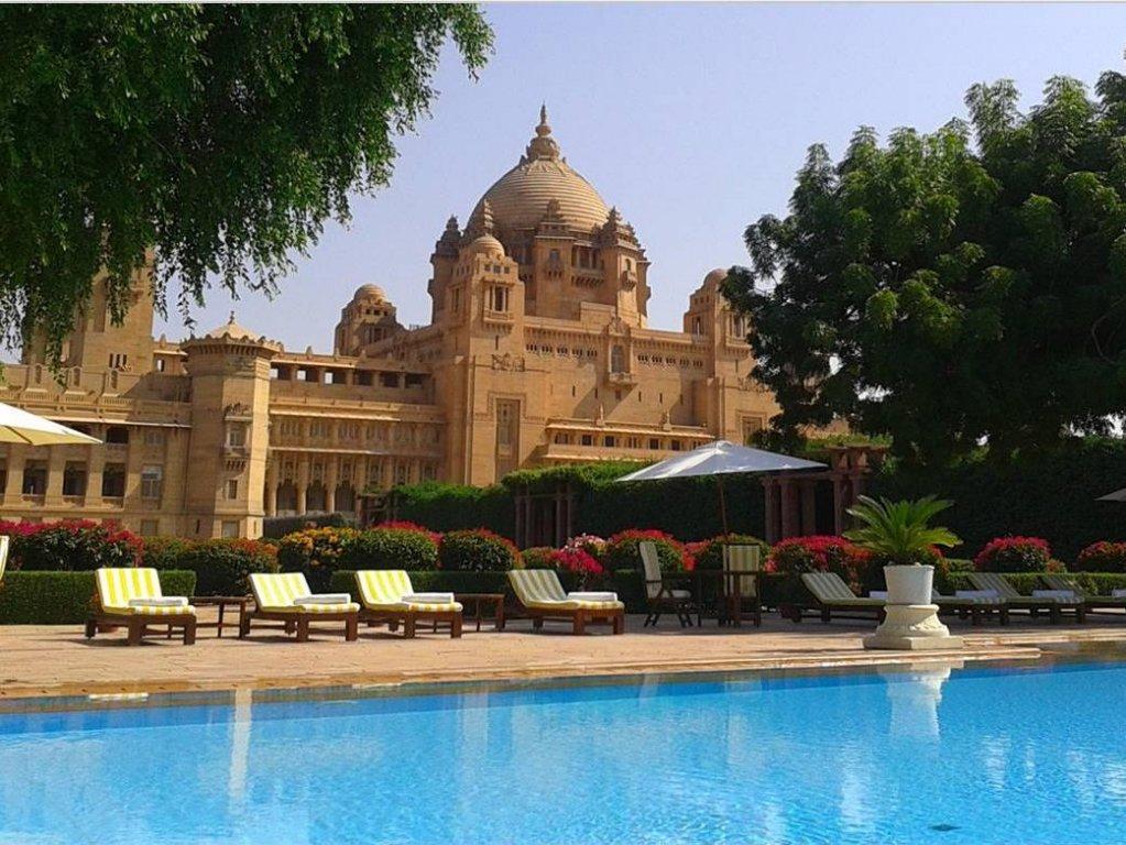 Taj Umaid Bhawan Palace Image 1