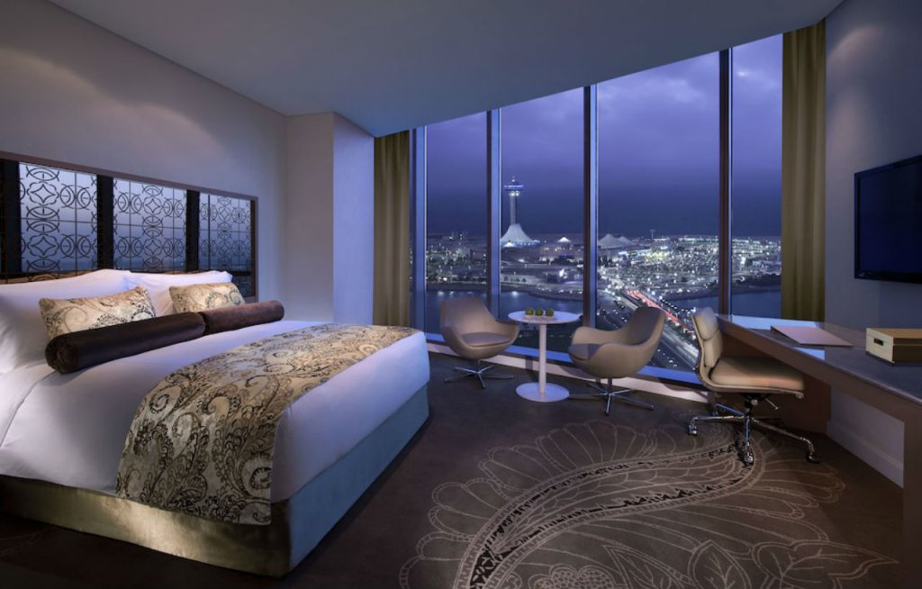 Jumeirah At Etihad Towers Hotel, Abu Dhabi Image 41