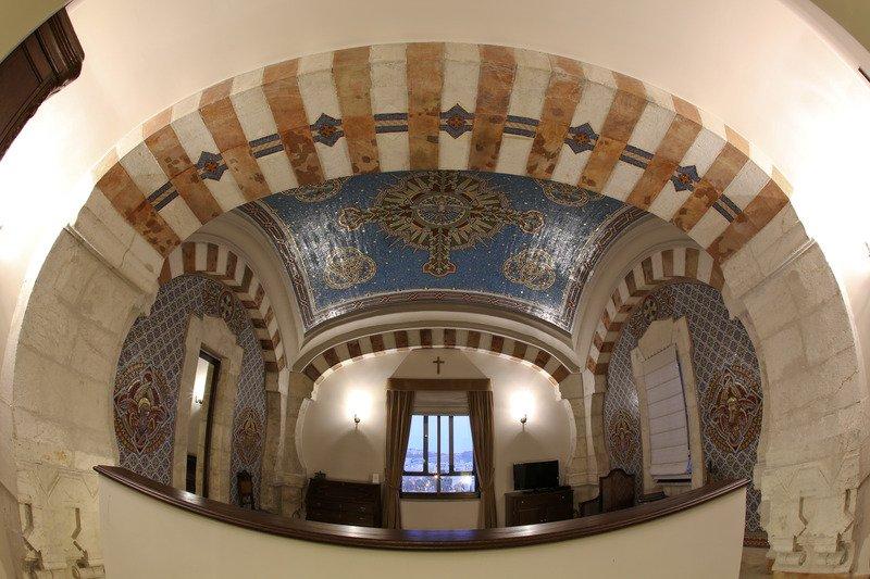 Notre Dame Of Jerusalem Center Image 7