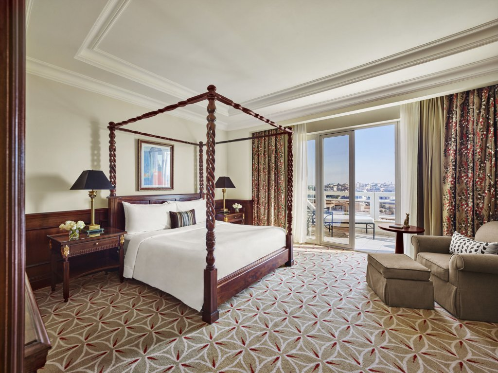 Jw Marriott Hotel Cairo Image 1