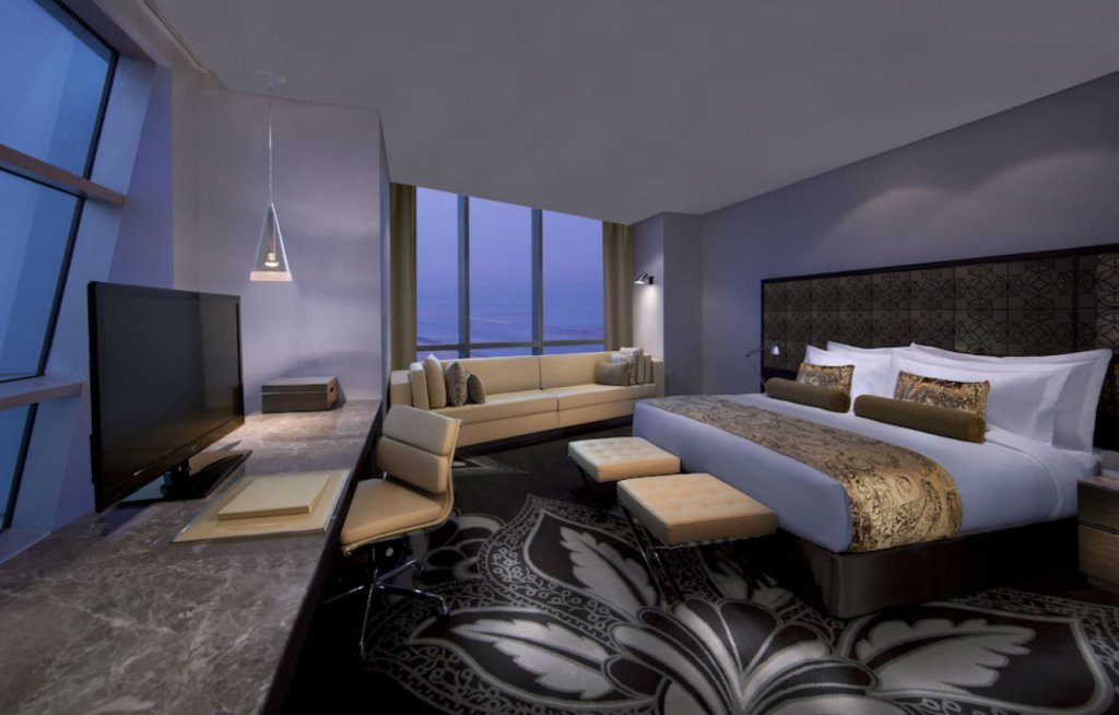 Jumeirah At Etihad Towers Hotel, Abu Dhabi Image 43