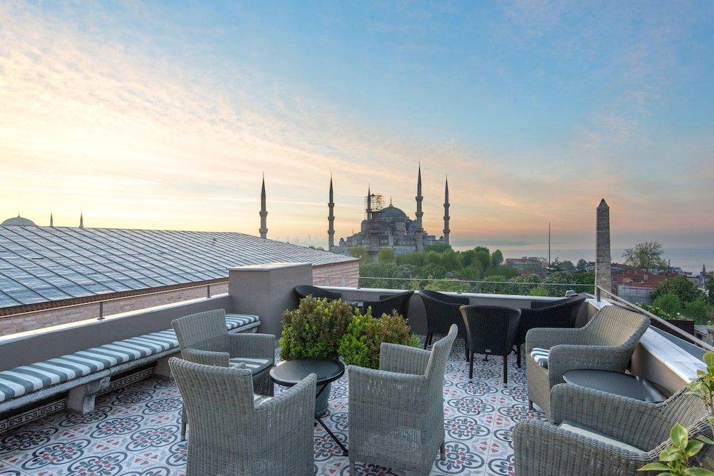 Hotel Ibrahim Pasha, Istanbul Image 34
