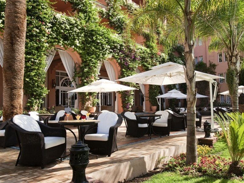 Sofitel Marrakech Lounge And Spa Image 47