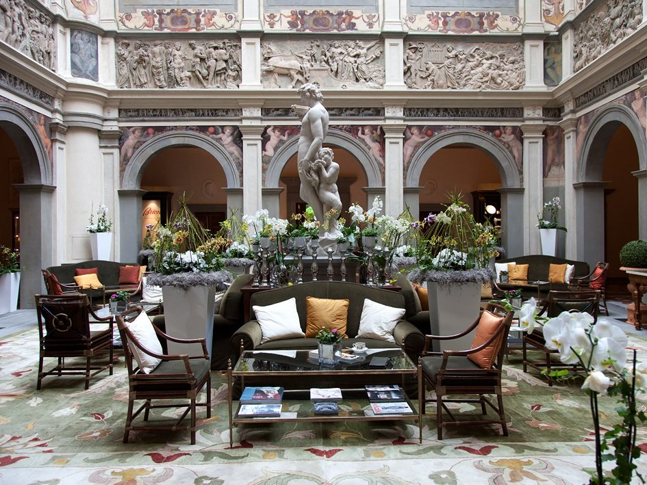 Four Seasons Hotel Firenze Image 25