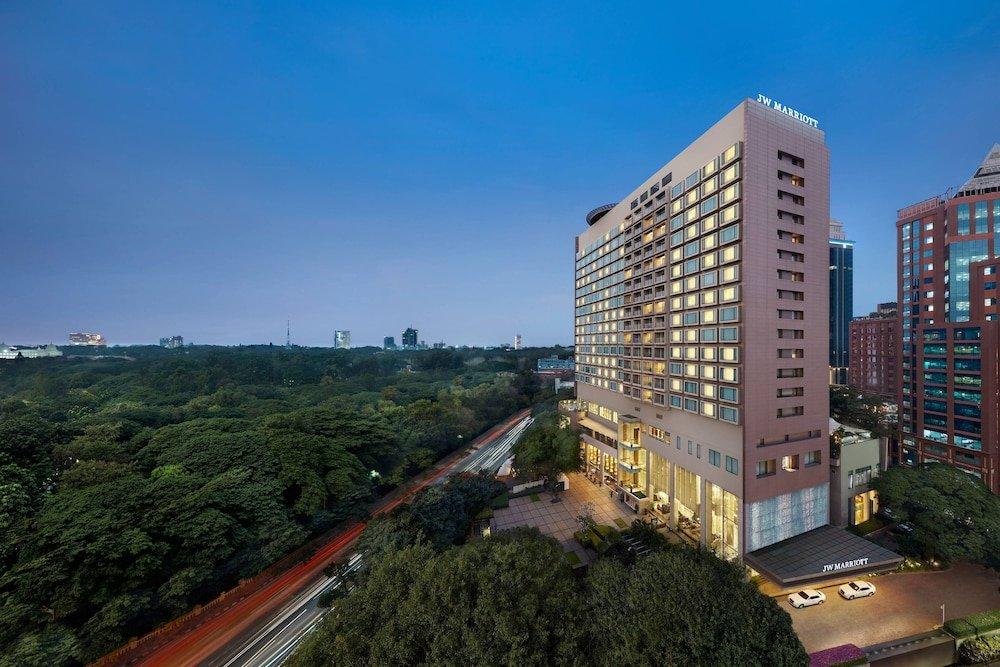 Jw Marriott Hotel Bangalore Image 6