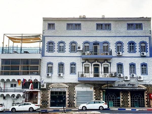 Panorama Hotel, Tiberias Image 0