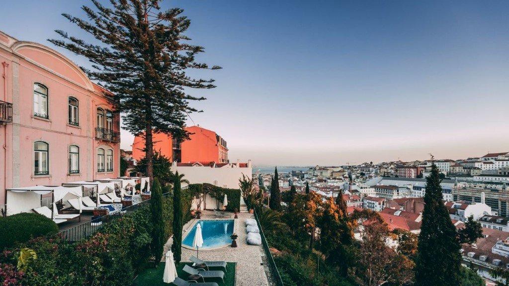 Torel Palace Lisbon Image 38
