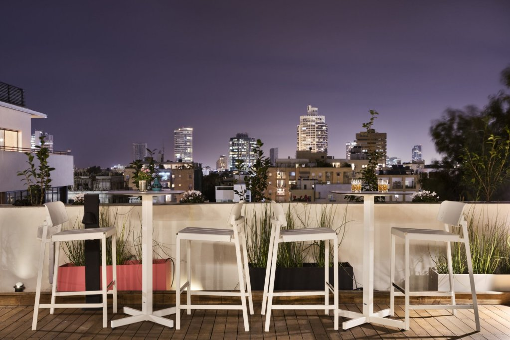 Shenkin Hotel, Tel Aviv Image 21