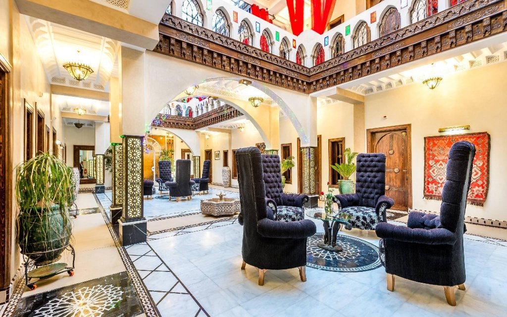 Hotel & Ryad Art Place Marrakech Image 1