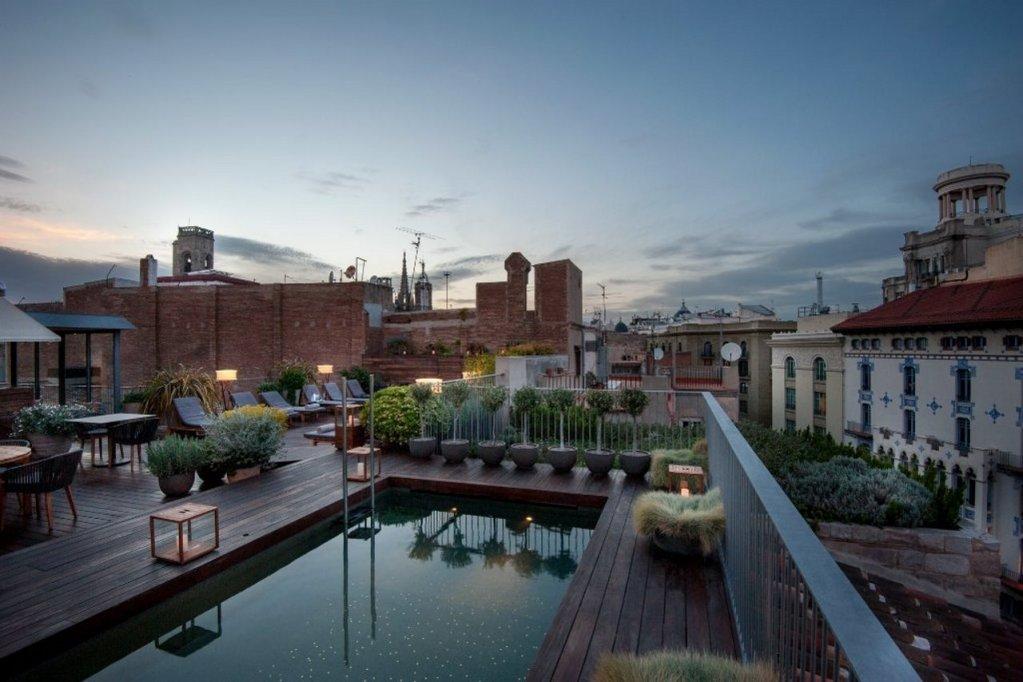 Mercer Hotel Barcelona Image 33