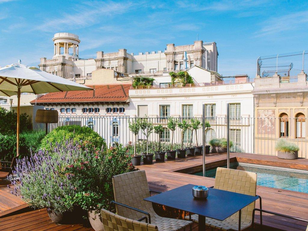 Mercer Hotel Barcelona Image 11