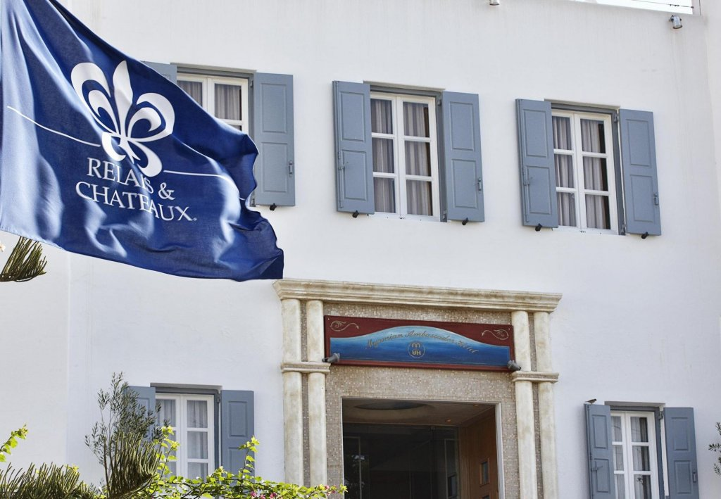 Myconian Ambassador Hotel Relais & Chateaux Image 16