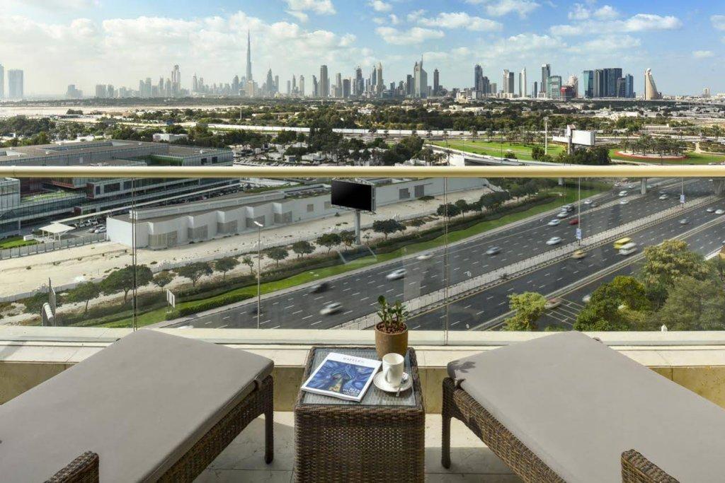 Raffles Dubai Image 17