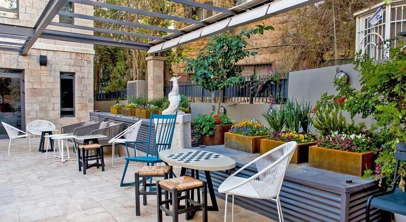 Bezalel Hotel, Jerusalem Image 17