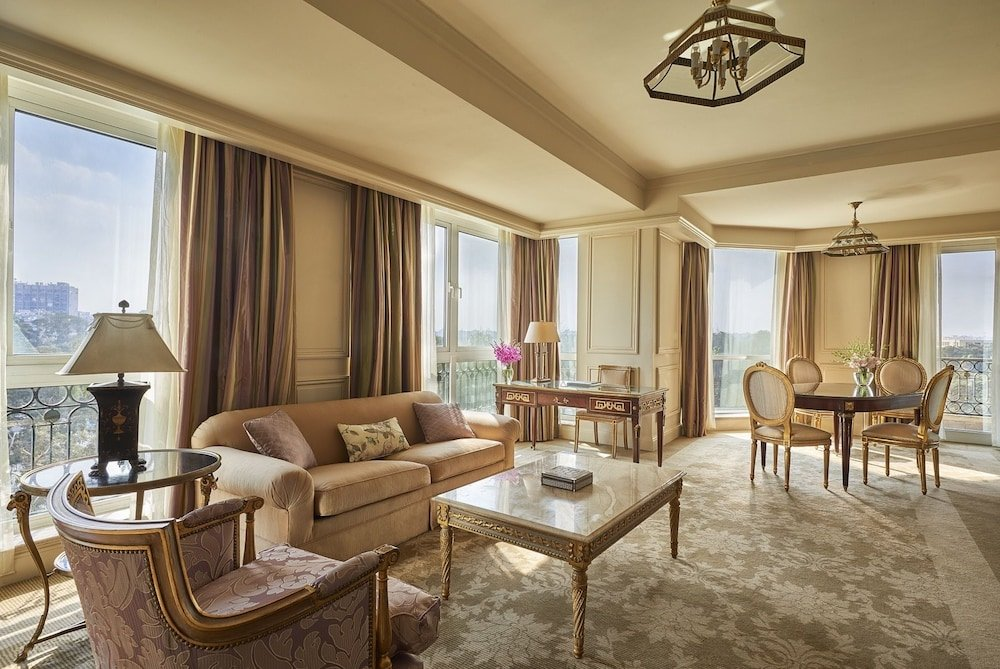 Four Seasons Hotel Cairo At First Residence Image 26