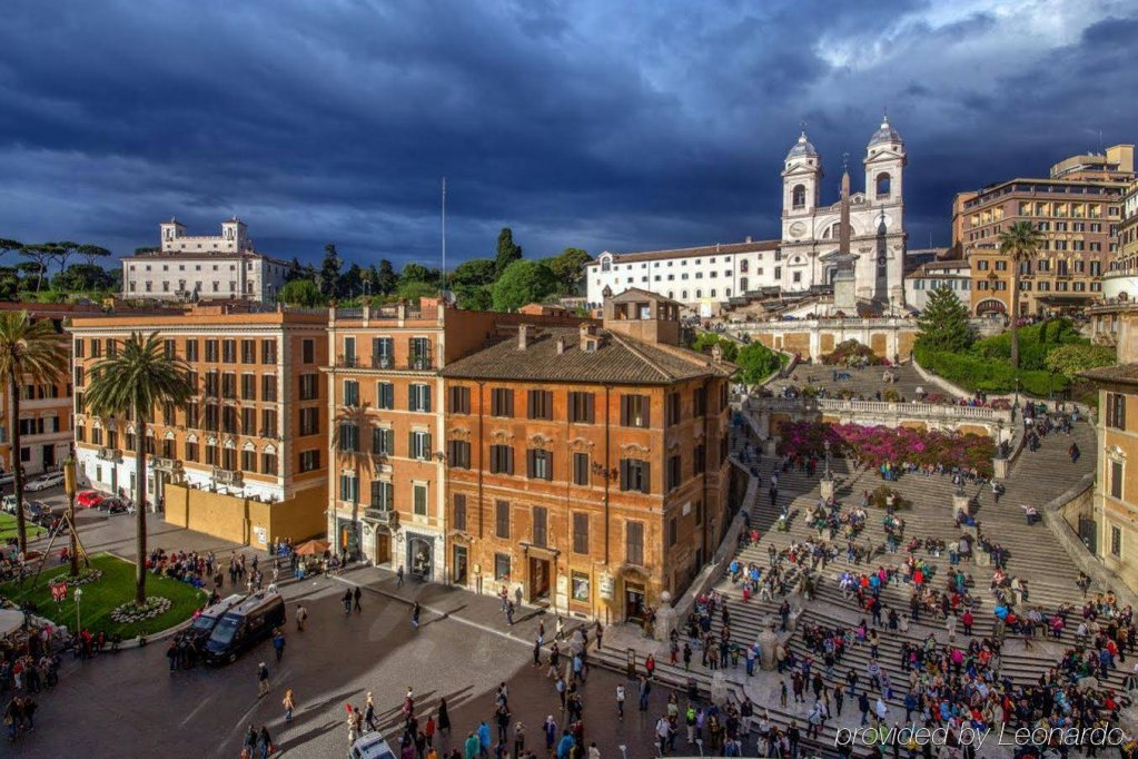 The Inn At The Spanish Steps, Rome Image 9