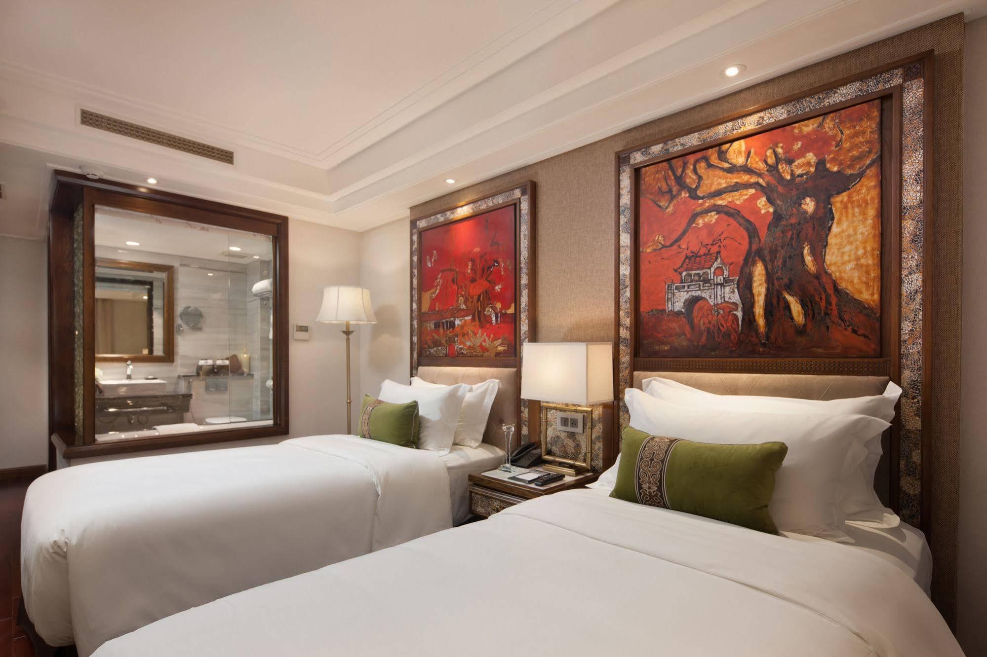 Hanoi Peridot Hotel Image 1