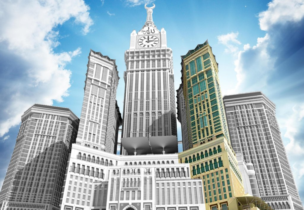 Raffles Makkah Palace, Mecca Image 8