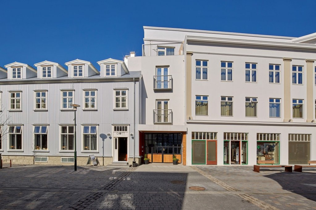 Reykjavik Konsulat Hotel, Curio Collection By Hilton Image 16