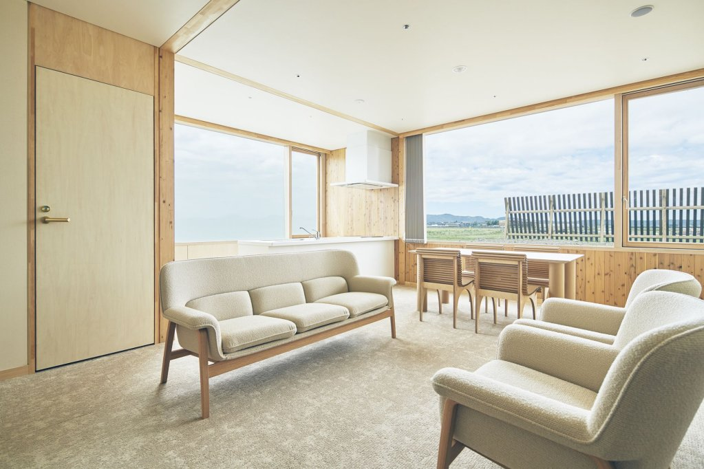 Shonai Hotel Suiden Terrasse Image 8