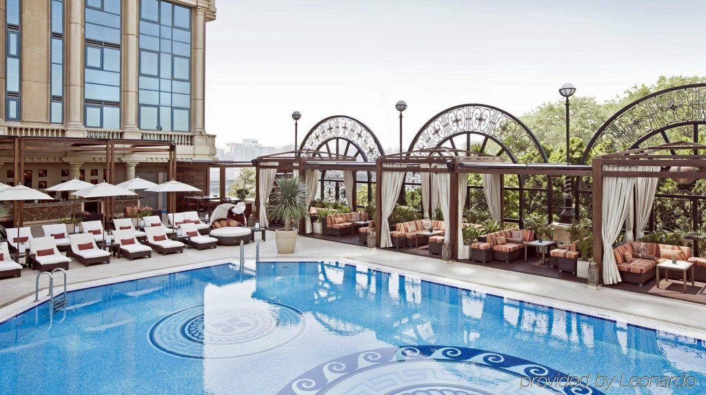 Four Seasons Hotel Cairo At First Residence Image 25